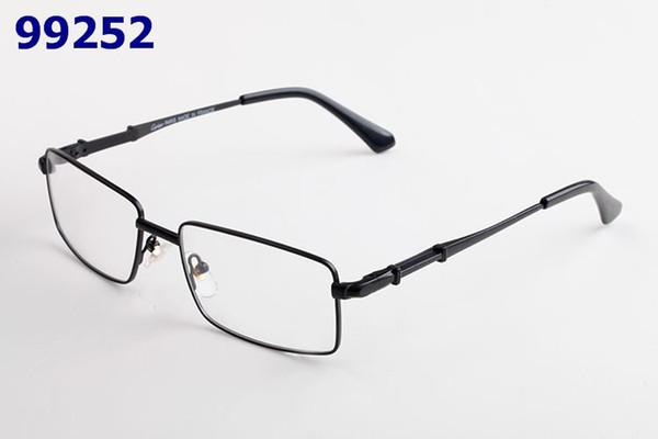 Alloy Optical Rimmed Glasses Frame For Men Women Ultralight Square Myopia Prescription Spectacles Eyeglasses Metal Full Rim Eyewear