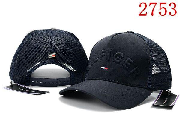 2019sNew stile Tiger ricamo Berretti da baseball di lusso Unisex Baseball cappelli per uomo donna casquette cotone Snapback osso Fashion Sport Cap cappello