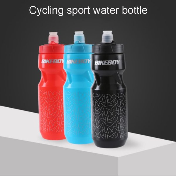 Bike bottle for water cycling water bottle bike accessories red/black/blue PP5 level plastic 710ml capacity great quality