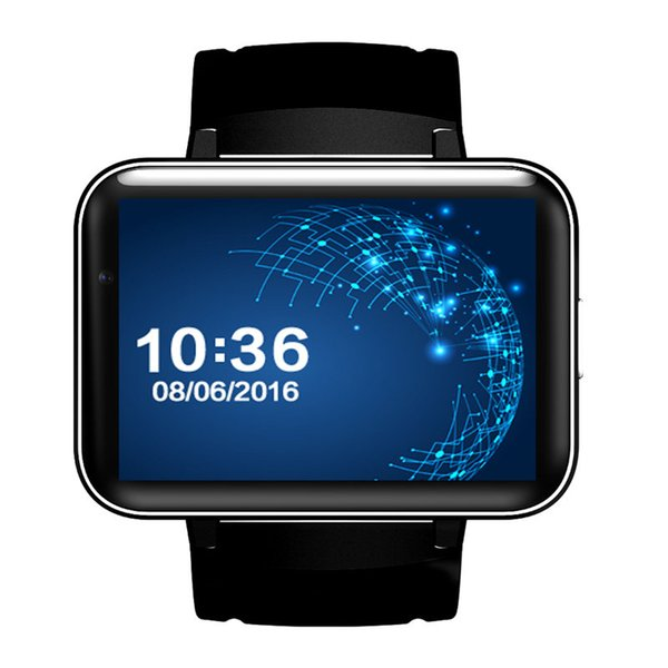 3G DM98 Smart Watch MTK6572 2.2 inch Big Screen 900mAh Battery 512MB Ram 4GB Rom GPS WIFI Smartwatch For Android