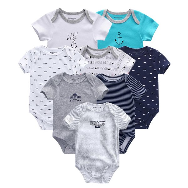 Baby boy rompers1