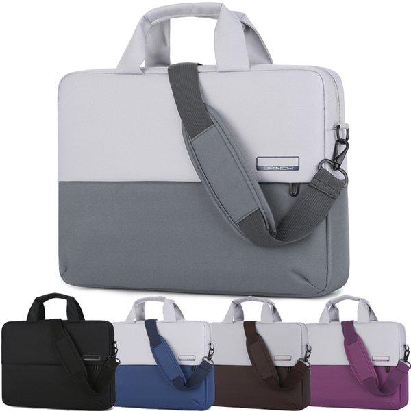 "2019 New Brand Brinch Bag For Laptop 13"",14"",15"",15.6 inch, Messenger Handbag Case For MacBook air pro 13.3"