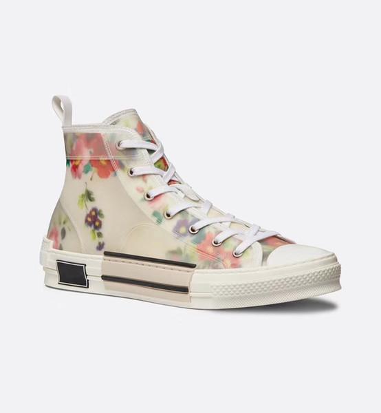 2019 Yeni Paris Moda Yüksek Kesim Ayakkabı Kadın Erkek Tasarımcı Sneakers Ayak Bileği Çizmeler En Kaliteli Rahat Ayakkabı