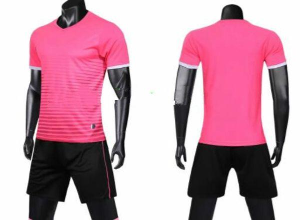 Université de football costume tableau lumineux logo personnalisé adulte plus le nombre de football Maillots Ensembles en ligne avec des shorts personnalisés kits Uniformes de sport