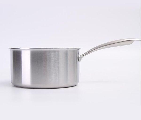 High quality hot sale titanium milk pot/ Wok pan Different Size Non-stick Multifunction Cookware Set Milk pot