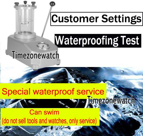 Custom waterproof