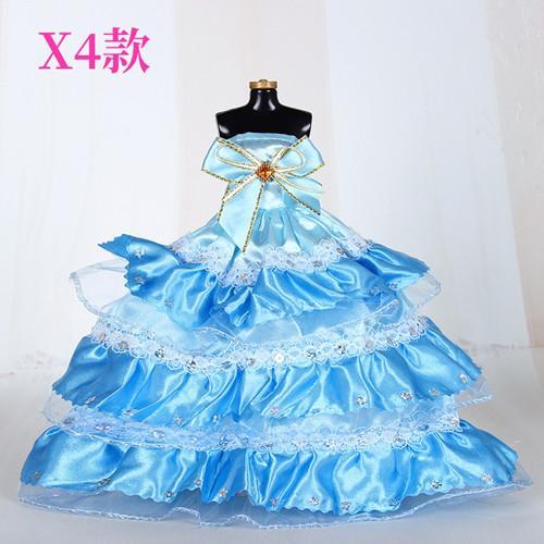 #19,1 piece wedding dress
