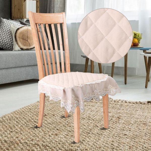 Non-slip Chair Seat Cushion Pad Dining Garden Patio Home Kitchen Office cushion 40*45cm