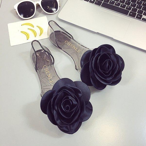 Velvety black rose