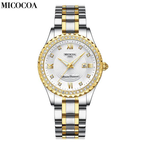 Women's watch-White