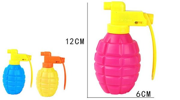 Grenades Summer Water Gun Long Shooting Swimming Pool Pistol Blaster SprayWater Ultra-long Range BB Gun Toys Best Outdoor Summer Sports Toy