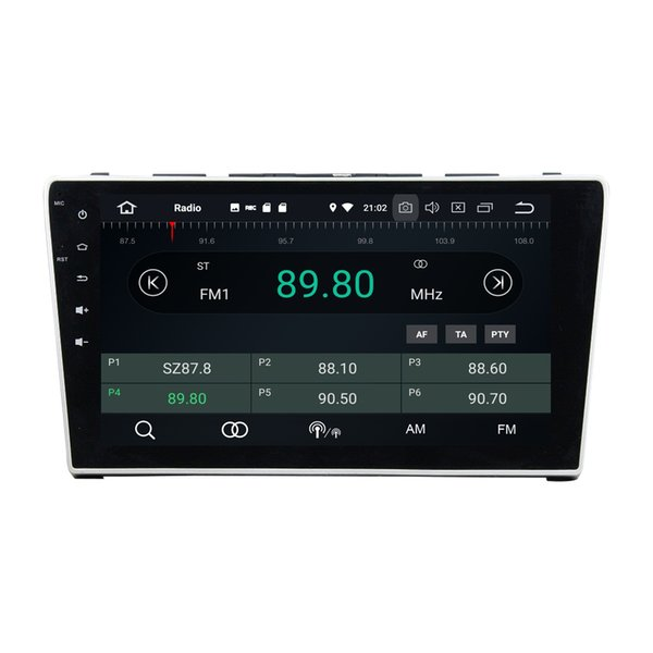 "PX5 4GB RAM 64GB ROM 10.1"" Android 8.0 Car DVD Radio GPS Multimedia Head unit for Honda CR V CRV 2006-2011 Bluetooth WIFI USB Mirror-link"