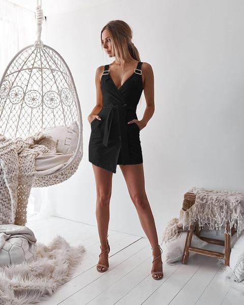 Femmes Profond V Robe Automne Printemps Jarretelles Robe Longue Sarafan Moulante Globale Robe Femme Natural Casual
