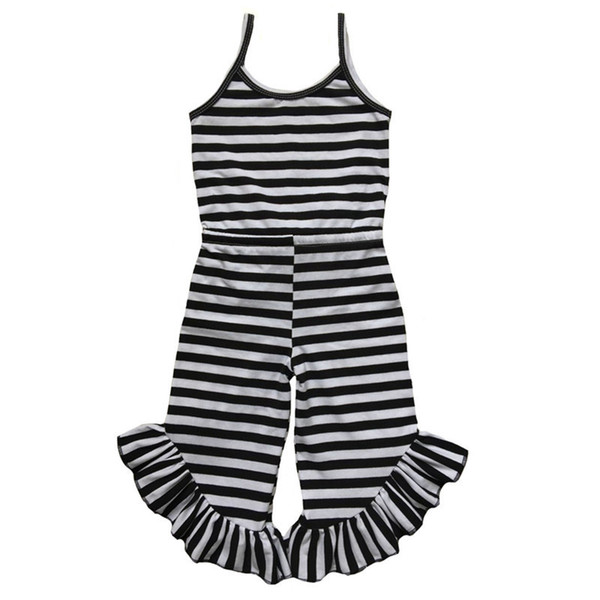 cotton black stripe