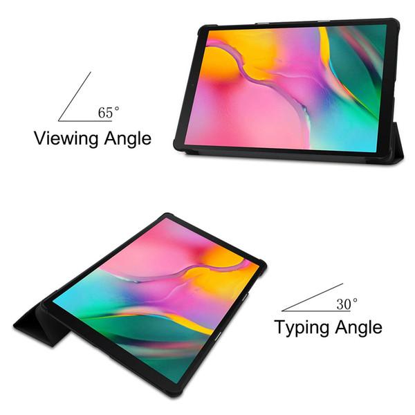 Nuovo ipad Pro9.7 Custodia protettiva trasparente PU ipad ultra sottile Custodia in pelle magnetica Trifold Tablet per iPad mini 5 di alta qualità