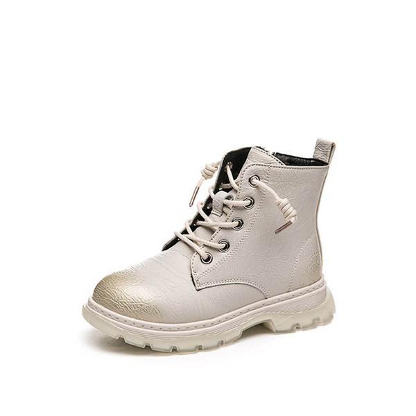 Niñas Martin botas para niños botas de las chicas nuevas botas de invierno de las muchachas niños otoño zapatos de la princesa de los zapatos zapatos de los niños al por menor A9319