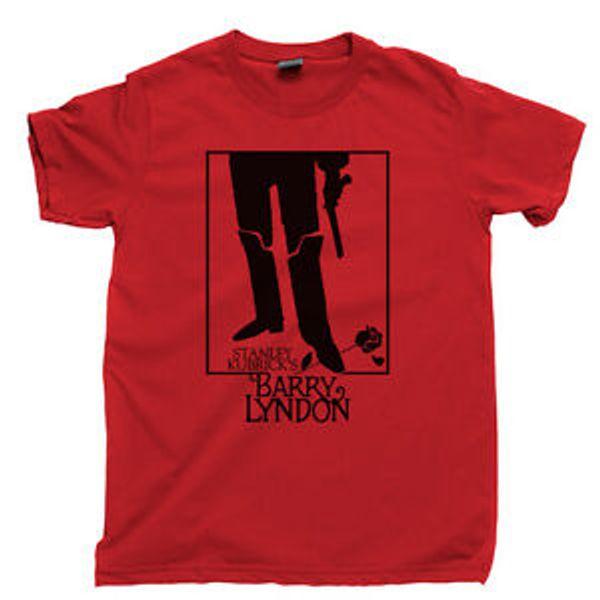 BARRY LYNDON T Shirt Stanley KubriMen Redmond Barry Carl Zeiss Lens NASA Apollo