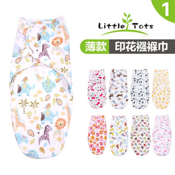 Envoltura swaddle bebés recién nacidos 100/% Algodón Suave parisarc Infantil mantas Sleepsack