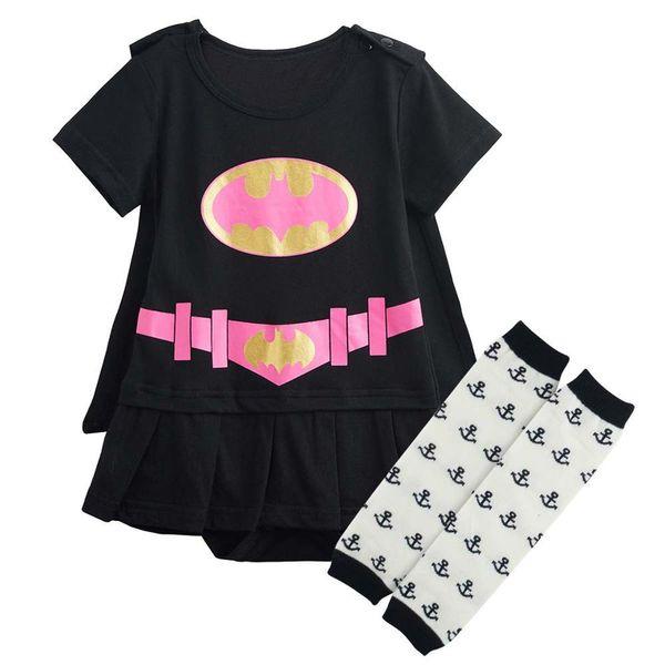Bat Girl Black-1