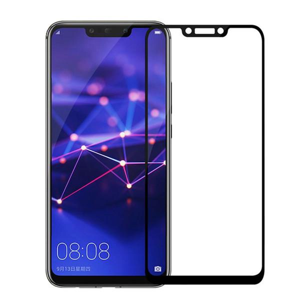 Stock X complet panneau de protection en verre tempéré pour l'honneur Huawei 20 Lite 10 Pro 9 P 9 P intelligente, plus 2019 film HD
