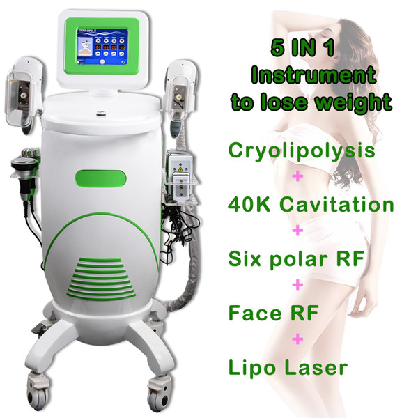 cryo fat freeze weight loss slimming system lipo laser machine for sale cavitation rf vacuum slimming machine best cellulite removal machine