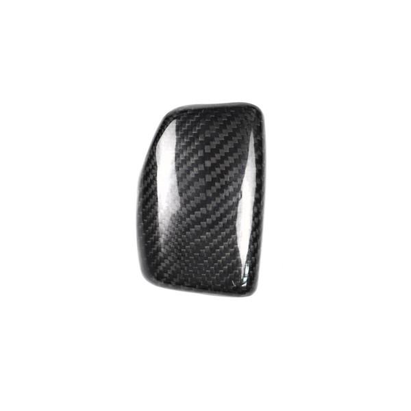 Fibre De Carbone Styling De Voiture Pommeau De Commande Poignée Couverture Garniture Intérieur Modifié Accessoires Décalque Pour Audi A5 Q5 A7 S4 S5 RS5 RS5 B9