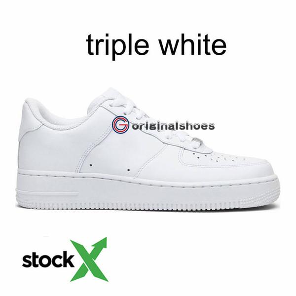 Ttriple Beyaz