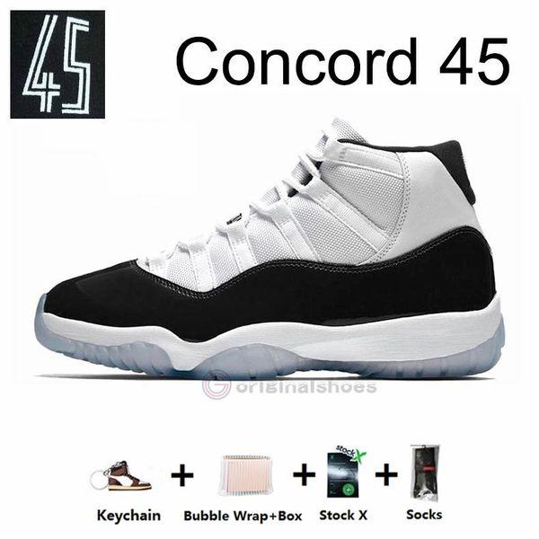 11S - كونكورد السامي 45