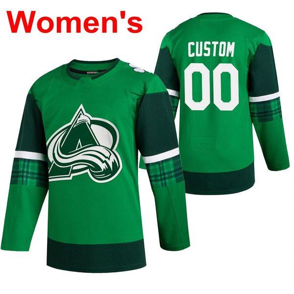 Women's 2020 St. Patrick's Day green