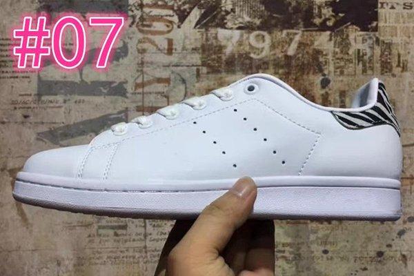 Top quality mulheres homens new stan shoes smith sneakers moda sapatos casuais de couro esporte clássico apartamentos 2019 Tamanho 36-45 z060