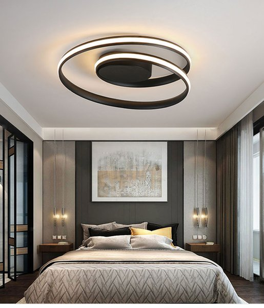 2019 Simple Acrylic Modern Ceiling Lights For Home Living Room Bedroom  Kitchen Ceiling Lamp Home Lighting Fixtures AC110V 220V. From Jess678,  $120.61 ...