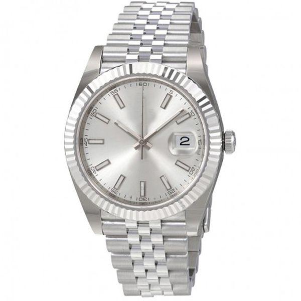 11 colori Orologi di lusso da uomo Glide Smooth orologio di seconda mano luminoso Orologio automatico da uomo data solo fibbia pieghevole orologi di alta qualità