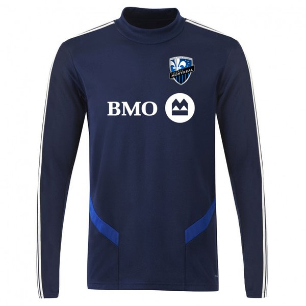 wholesale dealer dda4d fd95f 2019 MLS Montreal Impact Soccer Tracksuit 2019 2020 Training Top Montreal  Impact Football Training Suit Jogging Soccer Training Running Jerseys From  ...