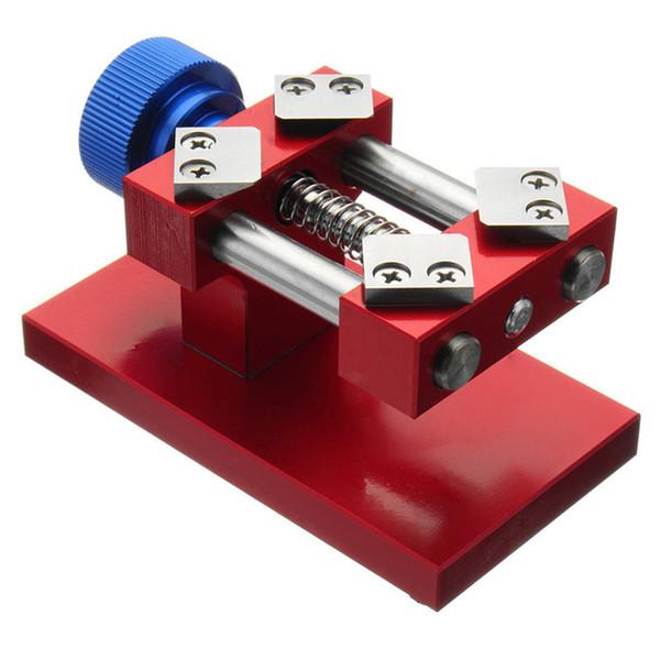 Outil d'ouverture de dos d'outil de retrait de déflecteur de cadre rouge, outil de réparation de retrait de déflecteur de montre Nouveau