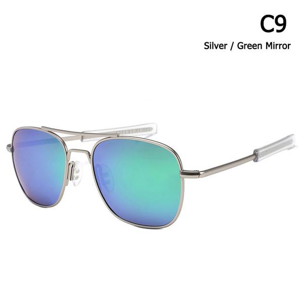 C9 Silver Green