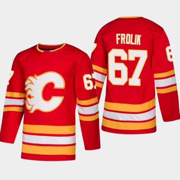 67 Michael Frolik