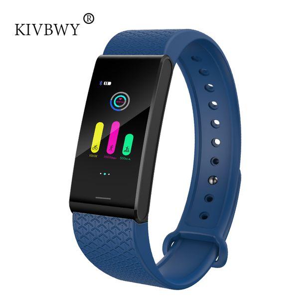 kivbwy Smart Fitness orologio da polso IP68 Impermeabile Smart Band fascia da polso braccialetti PK Y5 Z11