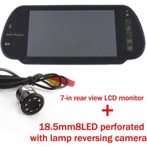 Camera 8LED Lamp