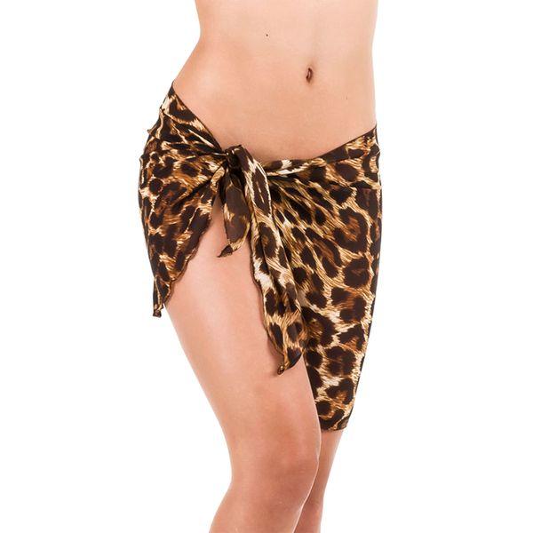 Women sexy beach skirt Beach Dress Sexy Sling Beach Sarong Bikini Cover-ups Wrap Pareo Skirts Towel Open-Back Swimwear