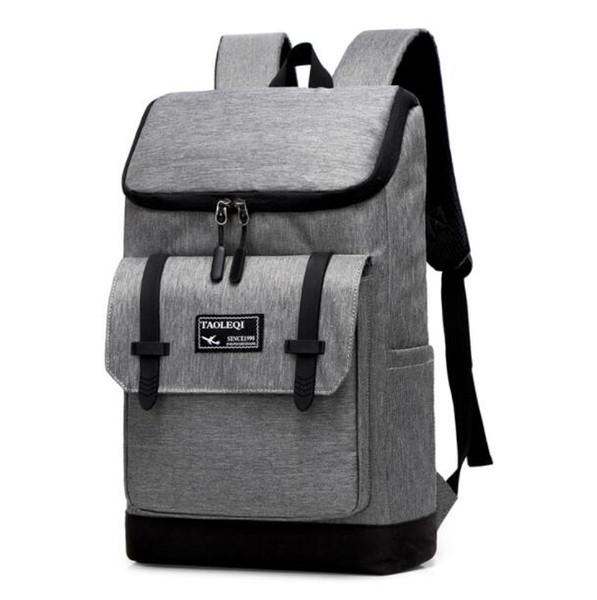 Anti theft Large Capacity College Backpacks Men Black Backpack Female Women Mochila Laptop Bag Shoulder bag