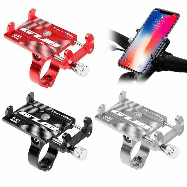 Titular do telefone da bicicleta de confiança montagem universal mtb mobile cell gps de metal da motocicleta titular na estrada da bicicleta moto m365 guiador