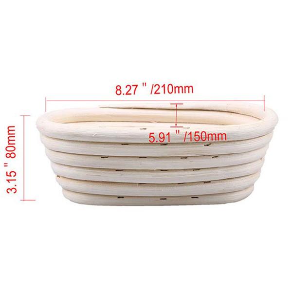 Ovale / 210x150x80mm