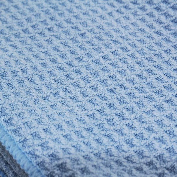 80*60cm 1pcs Blue Microfibre Cleaning Auto Soft Cloth Washing Cloth Towel Duster Blue Soft Absorbent Wash Cloth Car Auto Care