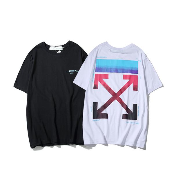 Hot-selling t-shir designer polo shirt luxury floral arrowhead menswear polos high street fashion menswear T-shirt