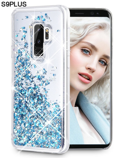 Luxury Glitter Liquid Water Bling Quicksand Mobile Phone Case For IPHONE XS MAX XR X/XS 7 /8 PLUS 6/7/8 6splus