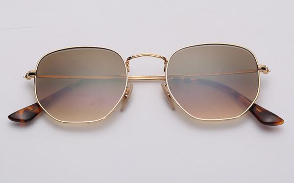 001/51 dorado / marrón degradado