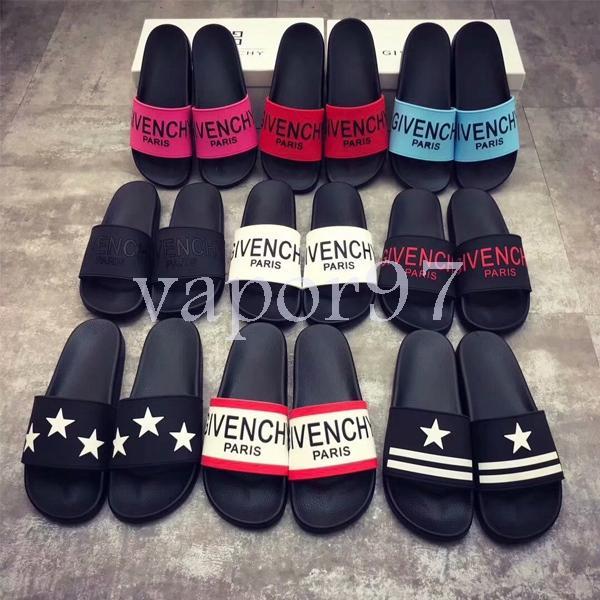 Alta moda donna scarpe Ace chaussures estate multicolor semplice tendenza lettere selvagge decorativi signore in gomma bassa per aiutare pantofole casual