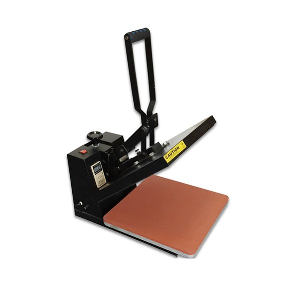 Jetvinner 38*38 cm Heat Press Machine for DTG printer High Quality Sublimation Machine for T-shirt, clothing