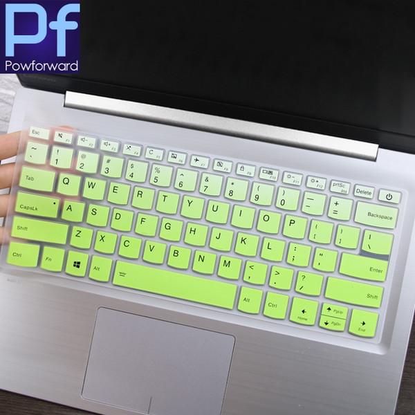 Protector de piel de portátil de 14 pulgadas para Lenovo Ideapad 320 14 320-14AST 320-14isk 320-14iap 320-14ikb 320-14 Cubierta del teclado