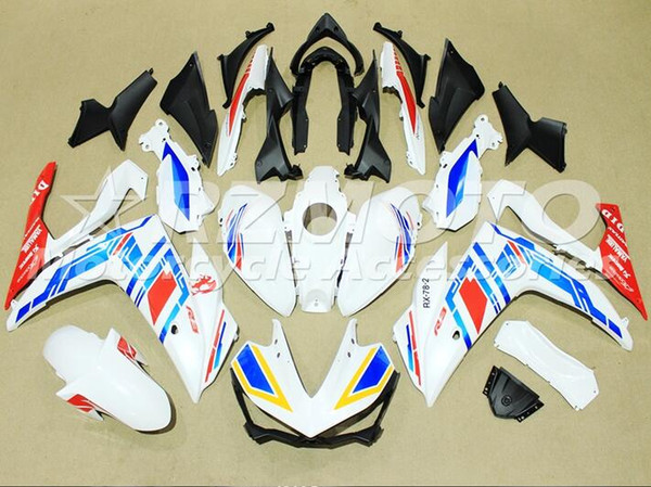 Hot sales New Injection Mold ABS Motorcycle Fairing Kit For YAMAHA R3 R25 2014 2015 2016 14 15 16 Cowlings Bodywork set red blue white